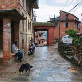 City Street Lalitpur