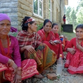 Village Women Rasuwa