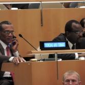Trinidad & Tobago @ UN COP21 treaty signature