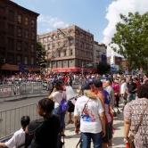 PR Day Crowd