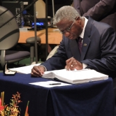 Prime Minister of Barbados, Freundel Stuart