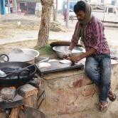 Roadside Cook