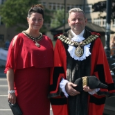 Mayor of Barnsley Uk