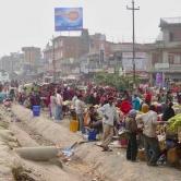Kathmandu Roadside Stands