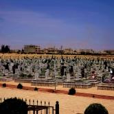 Kobanî Graveyard on Eid al Fitr