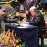 Prime Minister of Samoa, Tuilaepa Aiono Sailele Malielegaoi
